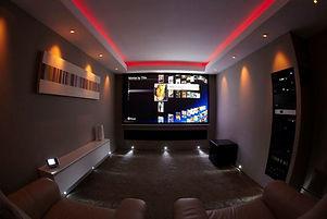 Hidden Garage Cinema