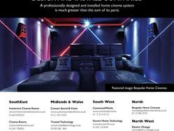 Home Tech Gallery Feature Bespoke Home Cinemas