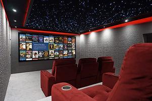 Scarcroft Home Cinema