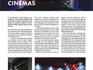 Essential Install Magazine Feature Bespoke Home Cinemas