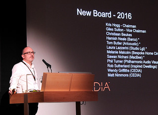 Pleased to announce Melanie Malcolm from Bespoke Home Cinemas to join new CEDIA Board of Directors