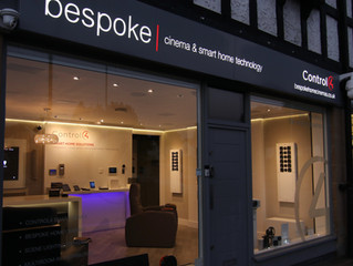 Take your seats….Bespoke Home Cinemas now booking cinema and smart home demonstrations