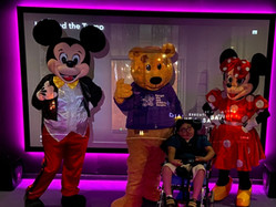 Bespoke Home Cinemas donates state of the art cinema room to Forget Me Not Children's Hospice