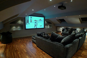 Garage Attic Cinema
