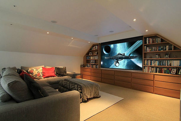 Library Loft Cinema