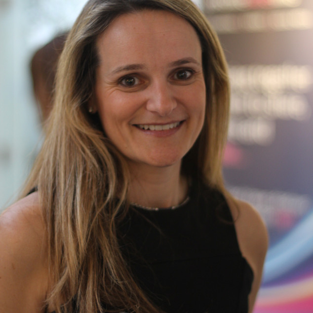 Melanie Malcolm Founder of Yorkshire Ladies Links