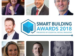 Good luck to nominees in the Smart Building Awards