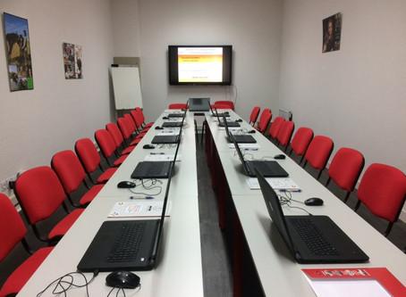 3 nouvelles salles de réunion disponibles