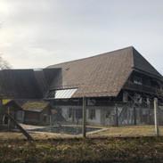 Kirchgemeindehaus / Bibliothek