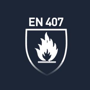 In step: EN 407