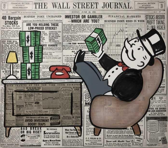Wall Street Banker
