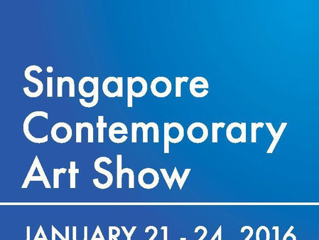 Come on over to the hot new art show  Singapore Contemporary