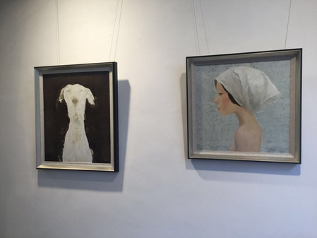 Asia contemporary art exhibition is running!