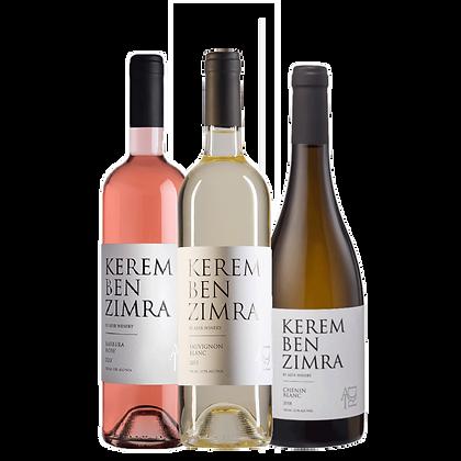 2 יינות אדיר - כרם בן זימרה