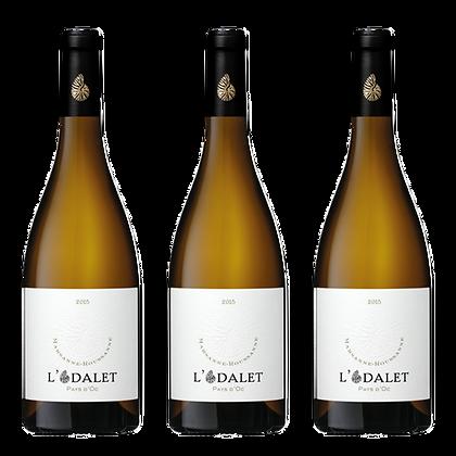 3 בקבוקים  של לודאלט -  מרסאן-רוסאן