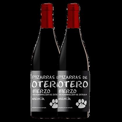 שני בקבוקים מרטין קודאס - פיזראס דה אוטרו