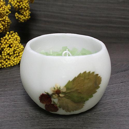 Lanthanum candle