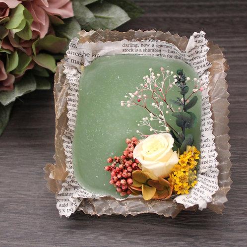 Flower wax Sachet