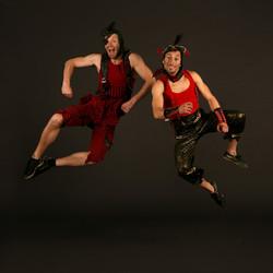 Neverland Pirate Acrobats