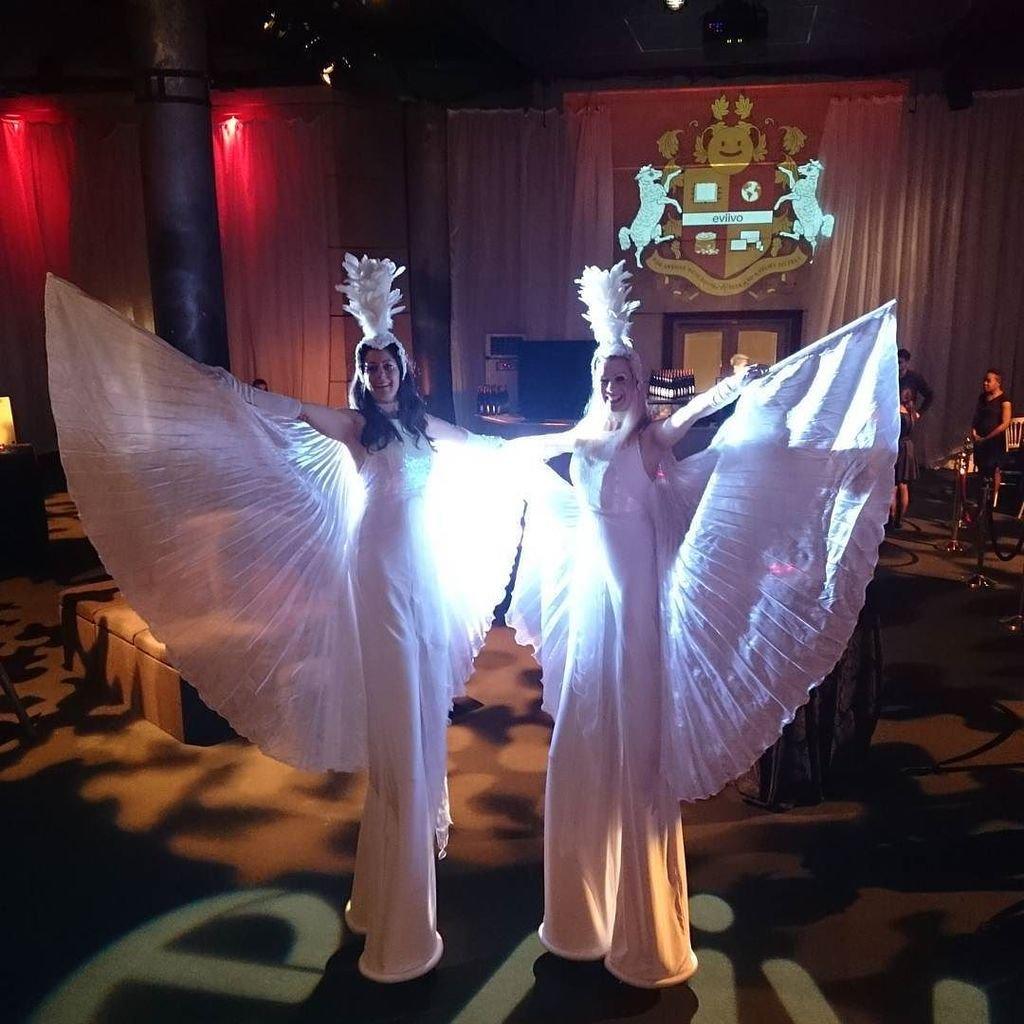 White Mariposa