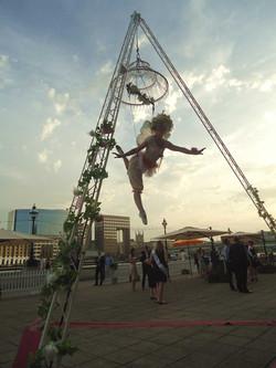 Flying Fairy Peaseblossom