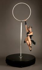 La Luna Gatsby Freestanding Aerial Hoop