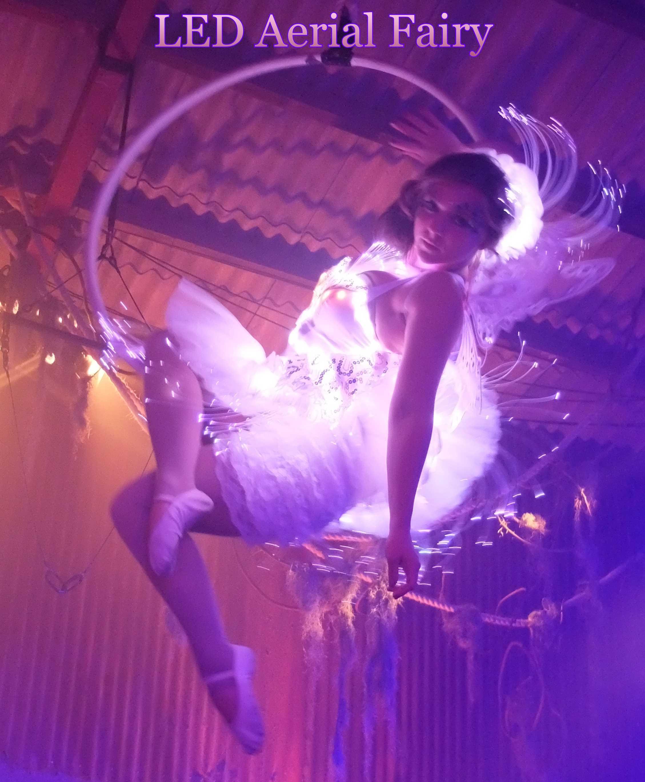 LED Aerial Fairy
