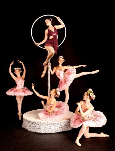 La Luna Ballet Company Summer Garden (17