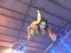 Tiger Lilly Flying