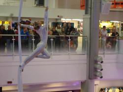 Aerial Silks - Pier opening