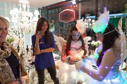 LED Angel Ballerinas