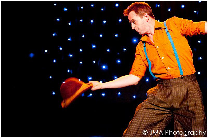 Hat Juggling