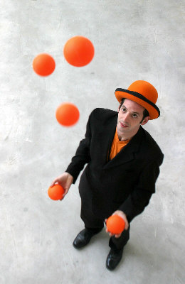 Ball Juggling