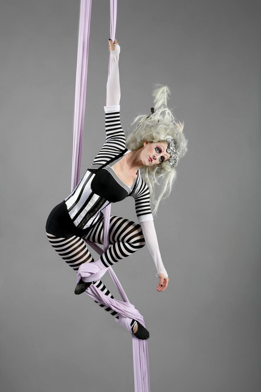 Aerial Silks - 'The Marionette'