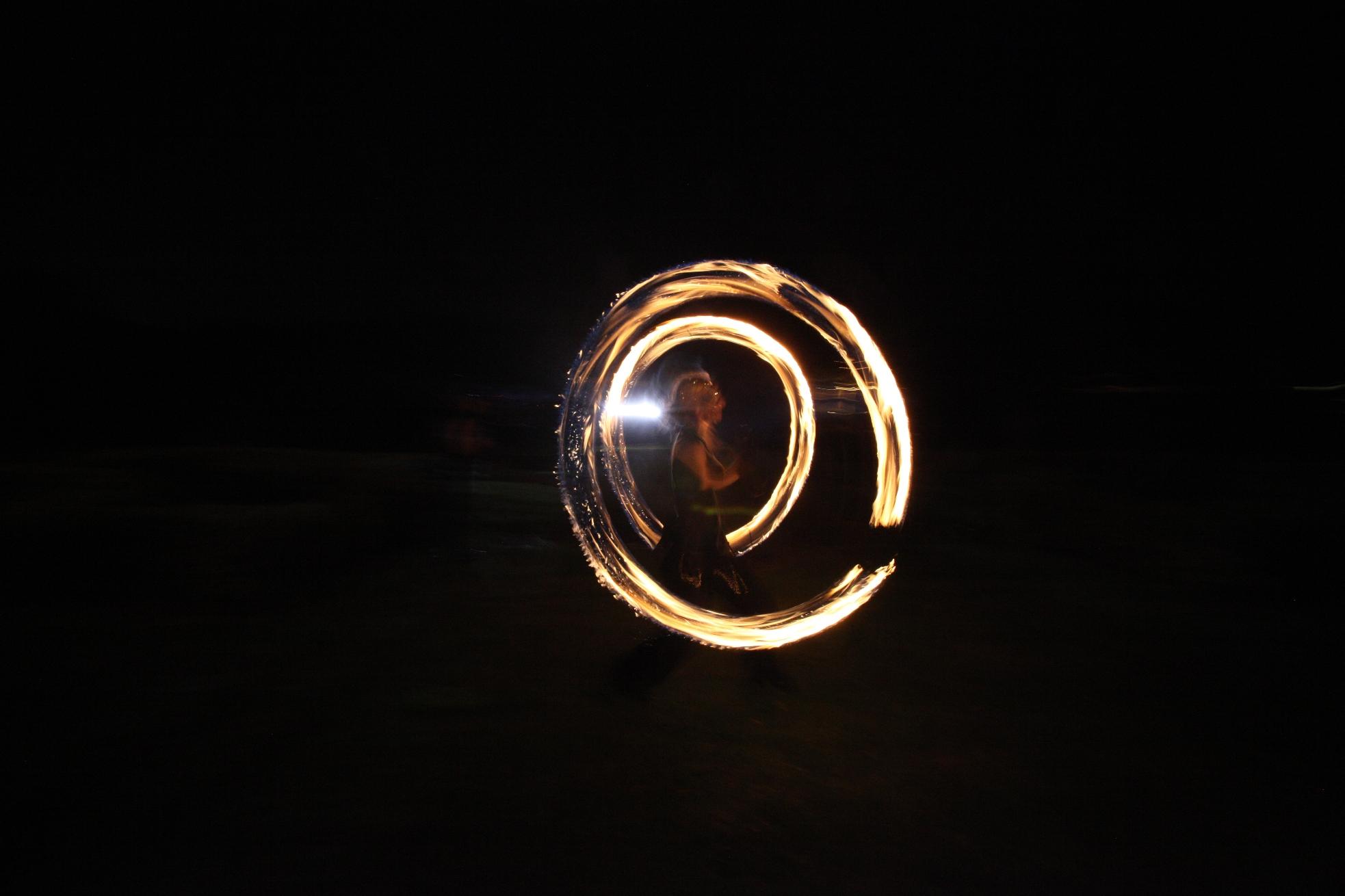 The Dream Fire Poi Show