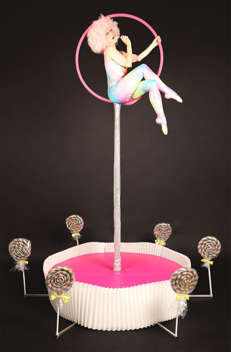 La Luna Lollipop Hoop ™