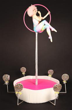 La Luna Lollipop Hoop