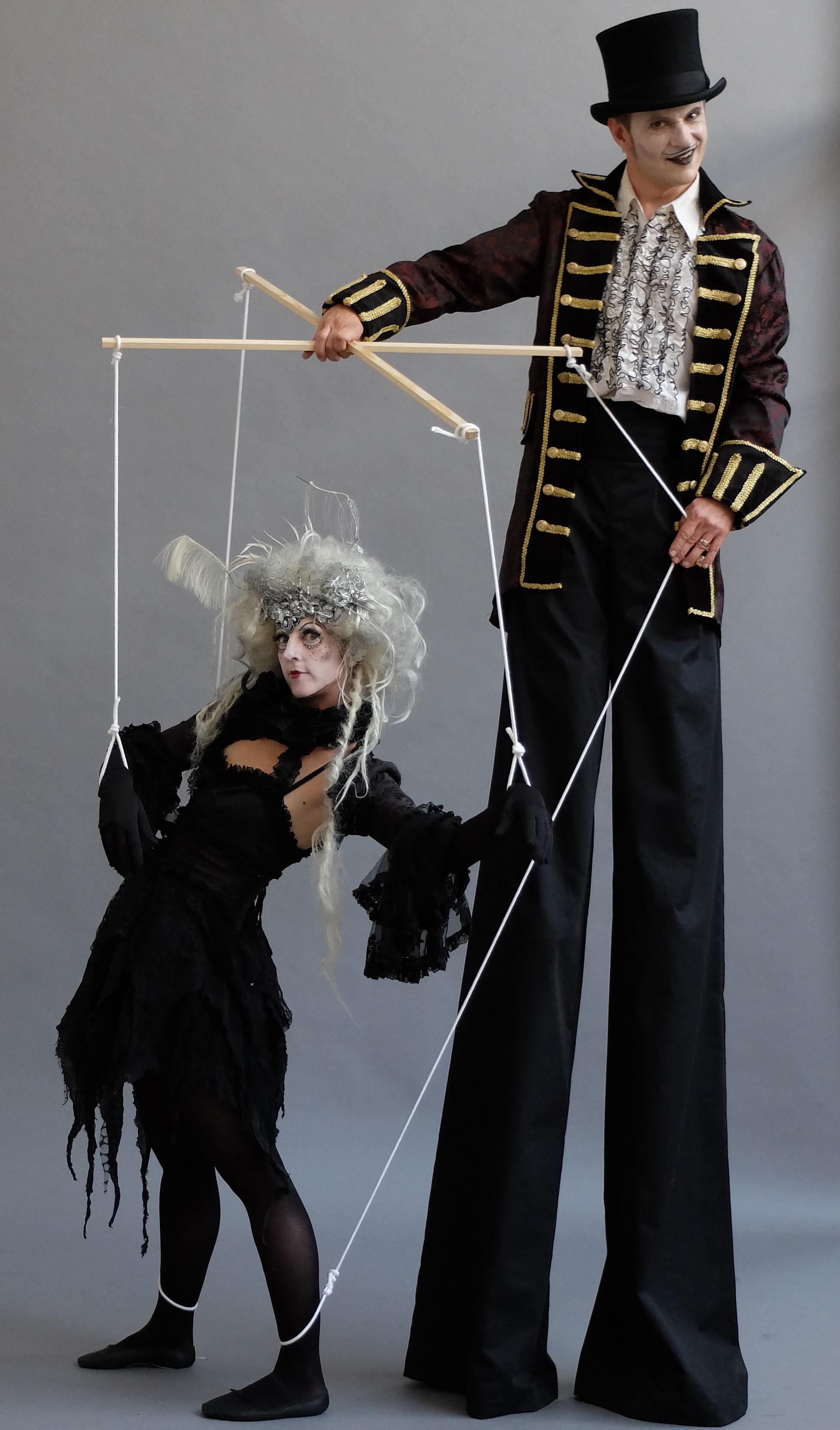 Halloween Marionette