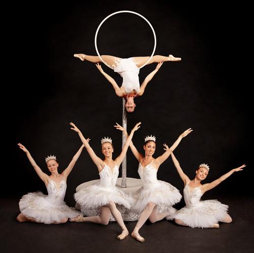 La Luna Ballet Company Classical White (