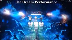 Aerial Hoop - X-Factor Final UK
