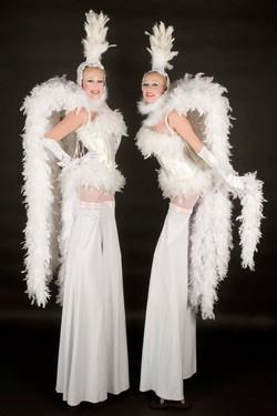 The Dream Snow-girls