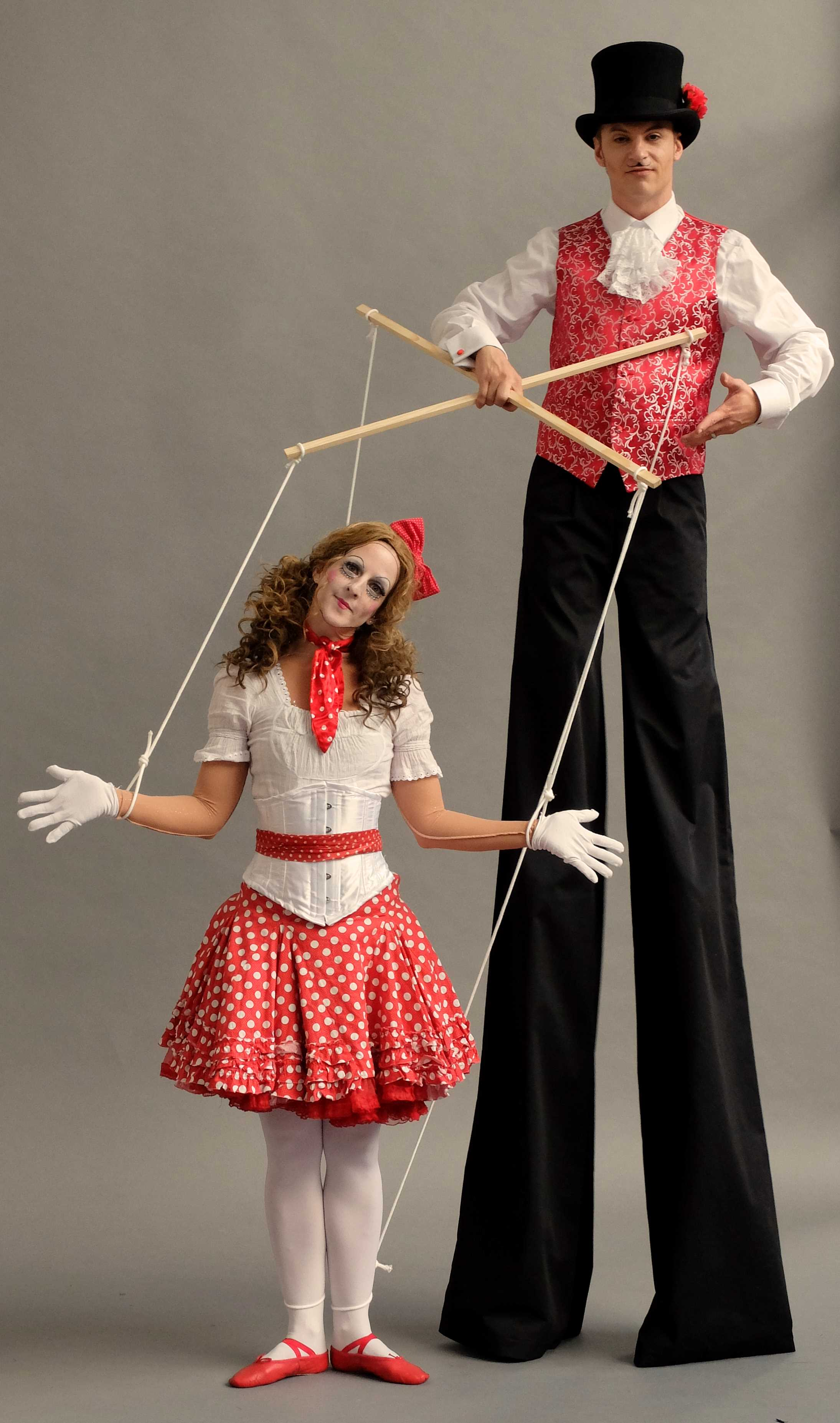 Marionette Puppet Master Doll