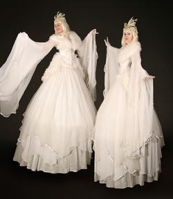 Winter / Narnia White Queens