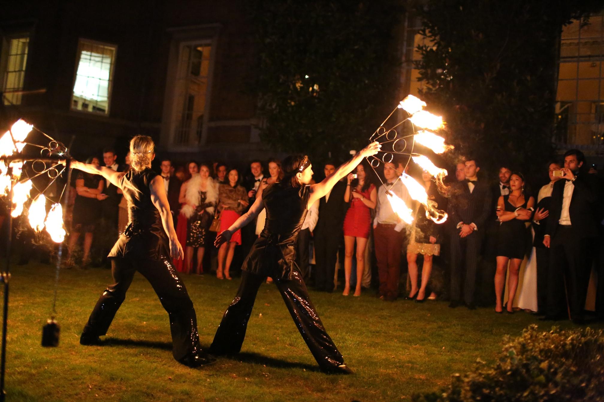 The Dream Fire Show