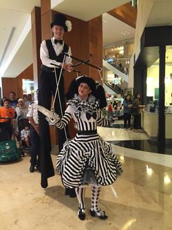 Night Circus Marionette