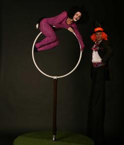 Wonderland Hatter & Cat