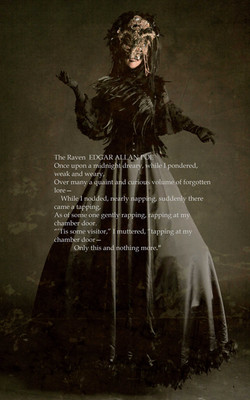 The Raven - Halloween