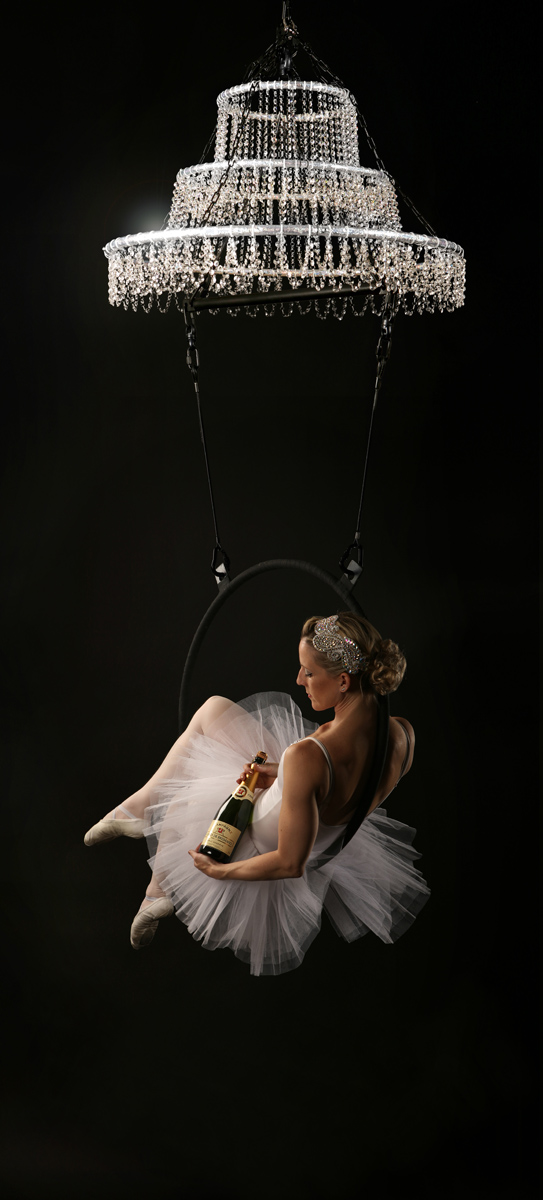 Aerial Bartending - Classical