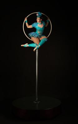 Circus - La Luna Freestanding Hoop