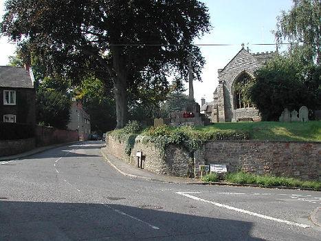 East Bridgford Kneeton Road